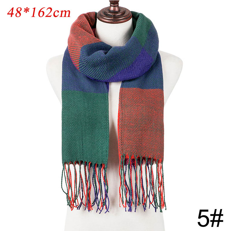 Stylish Soft Women Voile Pure Color Scarf Chiffon Wrap Shawl Stole Scarves