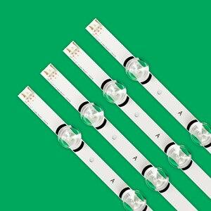 """Image 2 - Striscia di Retroilluminazione A LED 9 Lampada Per LG 47 """"TV innotek ypnl DRT 3.0 47"""" 47LB6300 47GB6500 47LB652V 47lb650v LC470DUH 47LB5610 47LB565V"""
