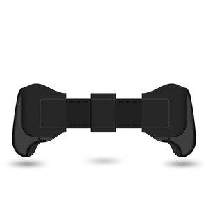 Image 5 - מתכוונן 2 in1 טלסקופי יד גריפ ידית Stand מחזיק Bracket עבור Nintendo מתג & NS מתג לייט מיני קונסולת מגן מקרה