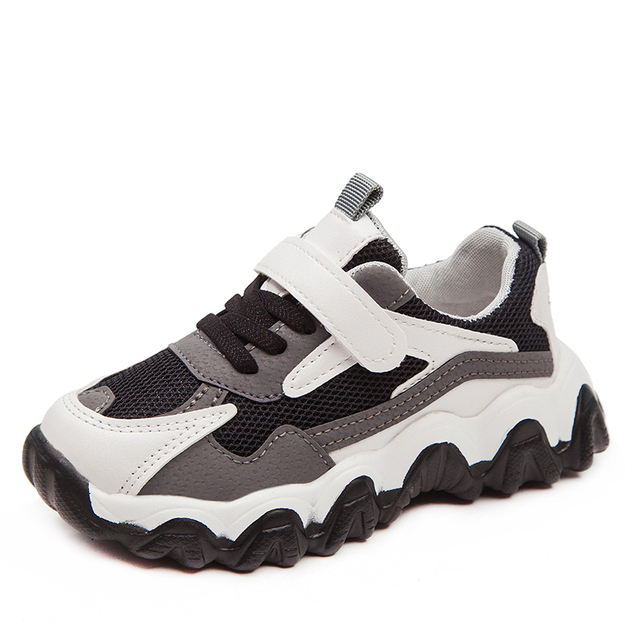 Boys Mesh Casual Trainers