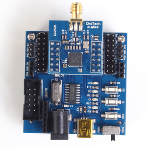 Image 5 - CC2530 Zigbee Core Board Development Board Kit IOT Smart Home Wireless Module Packet 24MHz 256KB cc2530 zigbee module