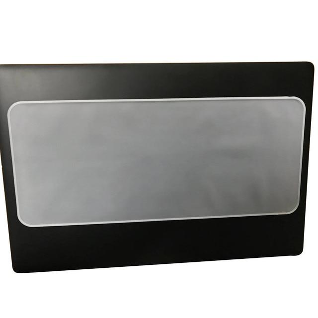 CARPRIE uniwersalna silikonowa klawiatura Protector skóra dla laptopów akcesoria 13-14.1 pokrywy klawiatury dla asus rog dla macbook