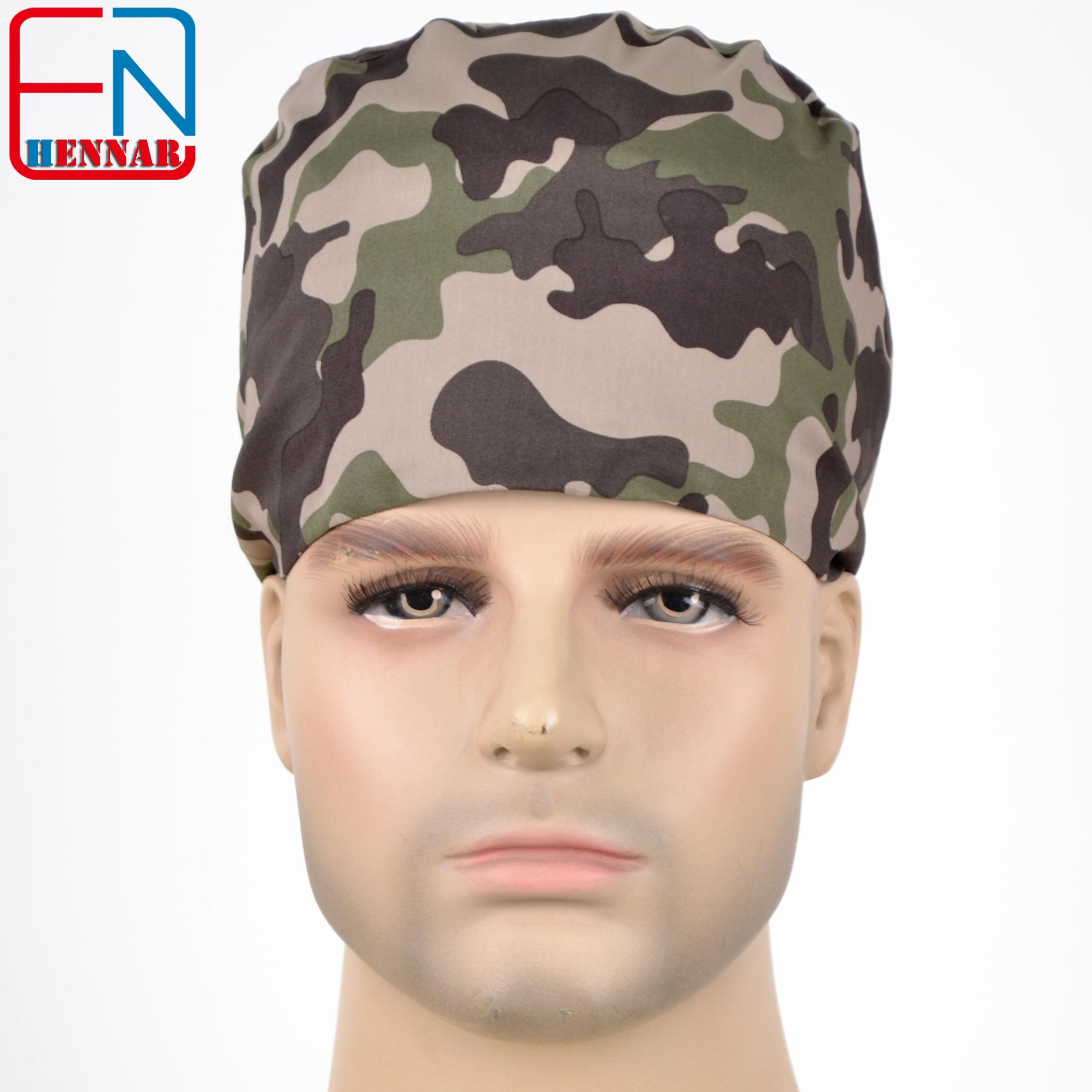 New 180413 Hennar Brand Unisex Surgical Caps Aiyan Xingqiu