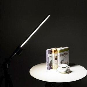 Image 5 - Yongnuo yn360 iii yn360iii bi color handheld luz de vídeo led toque ajustando 3200k  5500k rgb colortemperature com controle remoto
