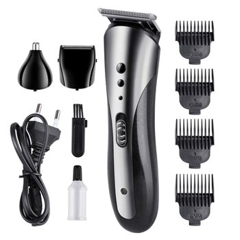 KEMEI Electric Hair Clipper Wireless Shaver Beard Nose Shaver Hair Trimmer Beauty Tool Hair Cutting Waterproof Rechargeable Men