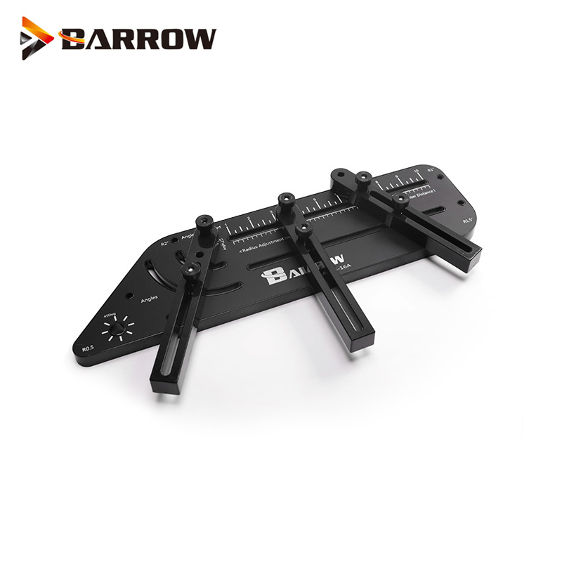 Black Barrow multi-angle Acrylic / PMMA /PETG /Metal Rigid hard tube bend mould computer gadget watercooling ABQYG-16A v2 tools 1