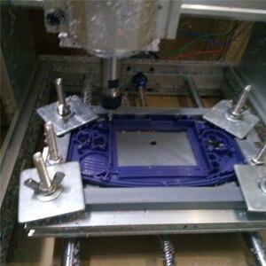 Image 4 - V2 IPS شاشة LCD أطقم ل GBA الخلفية شاشة LCD 10 مستويات السطوع LCD V2 شاشة ل GBA وحدة التحكم و قبل قطع قذيفة