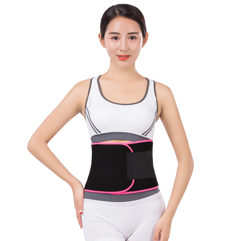 Manufacturers Direct Selling Sports Waist Supporter Violent Khan Sports Waist Supporter Belly Holding Fitness Sport Girdle Viole