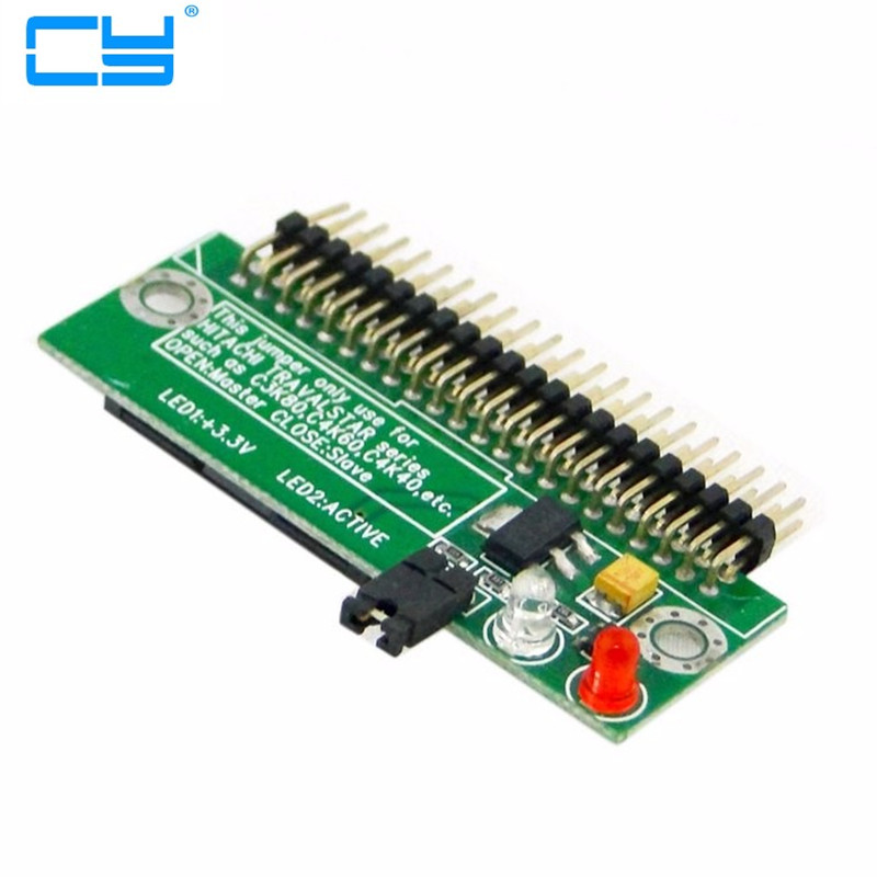 ZIF CE 1.8 Micro Drive 50pin To 2.5