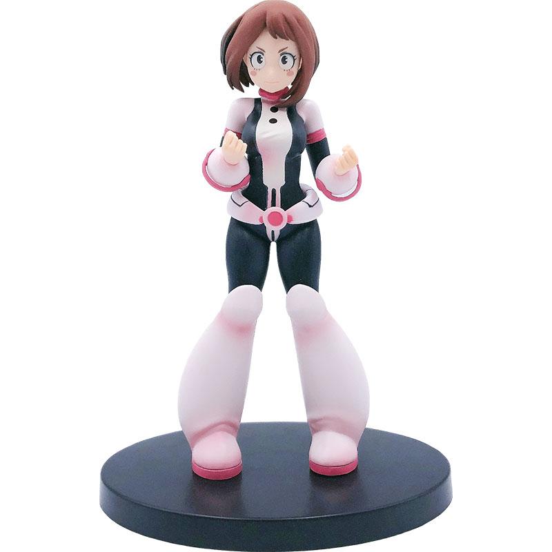 Free Shipping Anime Boku no Hero Academia OCHACO URARAKA PVC Action Figure Toys anime OCHACO URARAKA model toy Xmas gift B19