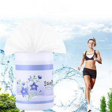 100 Sheets/Pack Portable Cleaning Wet Wipe Disposable Cleaning Baby Wipes for Antiseptic Skin Cleaning Care Jewelry Mobile Phone недорого