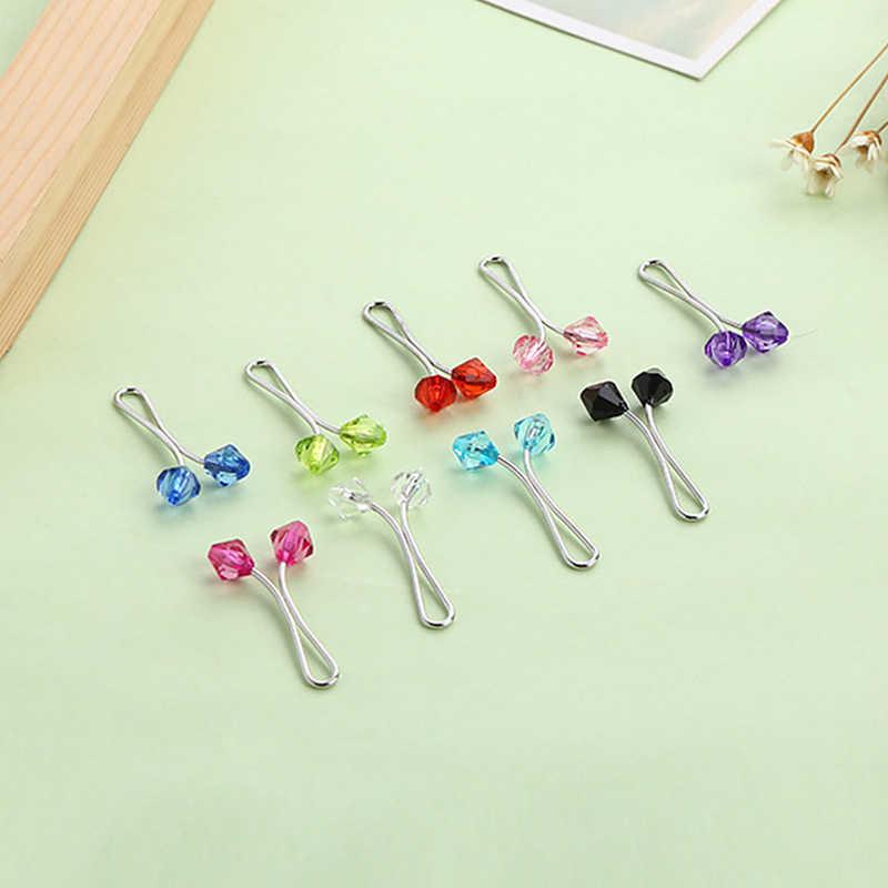 Moda nowe kryształowe broszki dla kobiet Lapel Ball Pins Metal Pearl Alloy klip Kawaii broszka dzieci jubiler Accesorios Mujer
