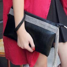 Роскошные кошельки из натуральной кожи клатч сумки через плечо