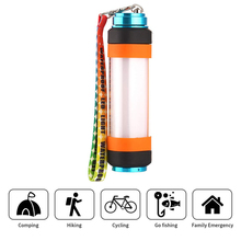 BRELONG LED Camping Light 4 Modes Dimmable, Outdoor IP65 Waterproof, Multi-Function Mosquito Repellent Lamp