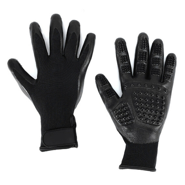 Massage Gloves for Long/Short Hair