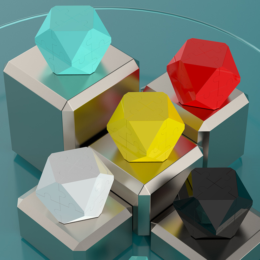 Polyhedron 3D Puzzle Cube