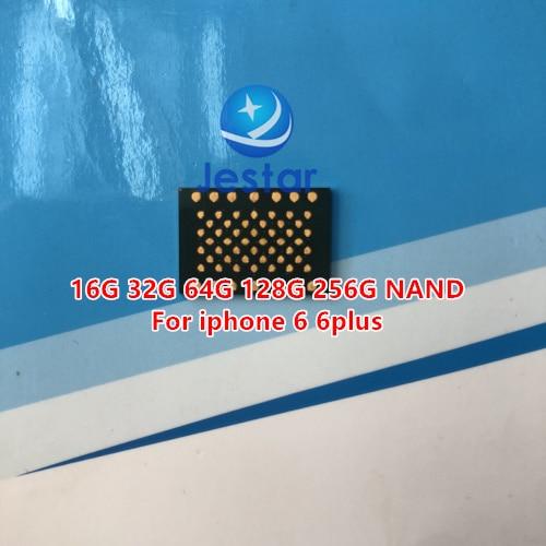 16 gb 32g 64g 128g hdd nand memória flash disco rígido chip para iphone 6 6pus