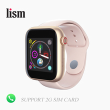 Newfashion Smart Watch SIM 2G Android Phone Support TP Card Camera Video Player Bluetooth Call Message For Apple Men Women
