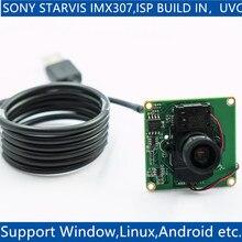 CS USB IMX307 UVC Usb Webcam IMX307 1080p Full Hd MJPEG H 264 30fps 60fps Star