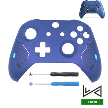 Plastikowa przednia osłona do konsoli Xbox One Slim Gamepad górna obudowa do kontrolera S Up Cover