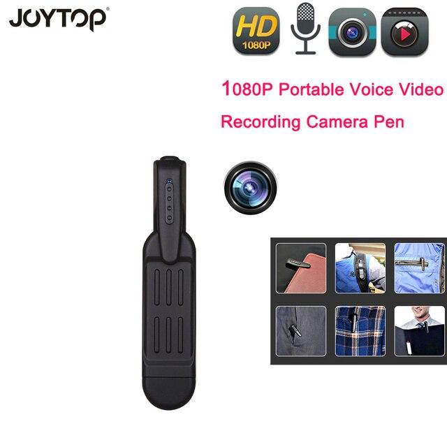 Mini stylo caméra Full HD 1080P infrarouge Version nuit voiture Mini DVR poche pince caméra voix vidéo enregistrement Micro caméra