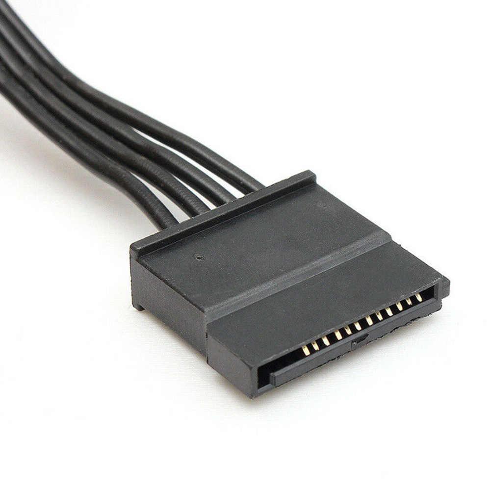موصلات القرص توريد 4 دبوس مستقر القرص الصلب المهنية تحويل IDE إلى SATA SATA الكمبيوتر الخائن محول كابل الطاقة