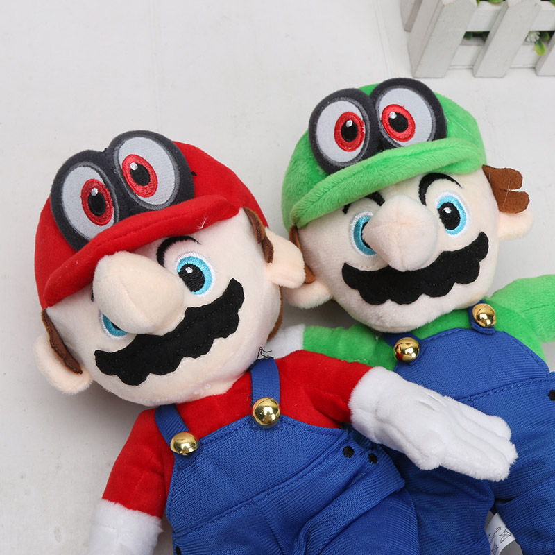 Super Promo 609f2 Game Anime Super Mario Odyssey Bros