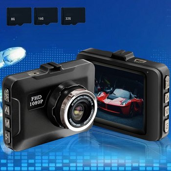 1PC 2.0Inch Mini Full HD 1080P Car DVR Camera Video Recording Dashcam Night Vision Car Recorder Parking Monitor DVRs Dash Cam image