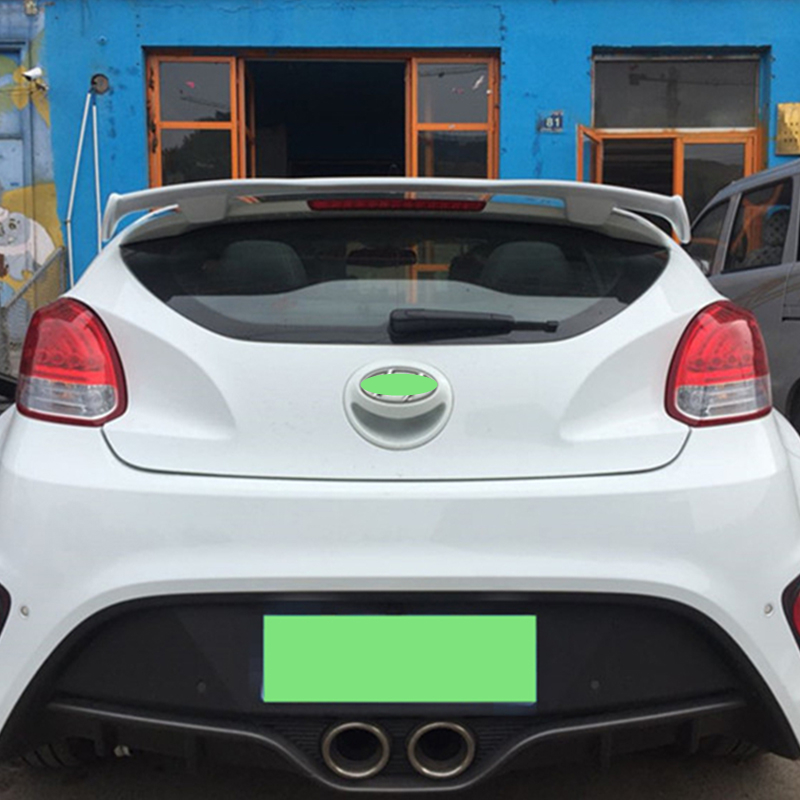 For Hyundai Veloster Turbo SequenceStyle FRP Rear Spoiler Roof Wing Bodykits