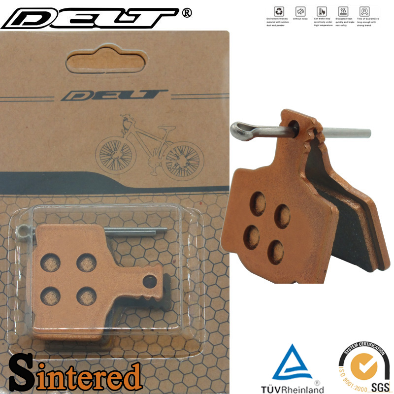 2 Pair Mountain Bike MTB Sintered Bicycle Disc Brake Pads And Pin For MAGURA MT8 MT6 MT4 MT2 Accessories