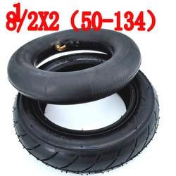 8 1/2X2 (50-134) шины внутренней трубки подходит для детской коляски тачка Электрический Скутер Складной Велосипед 8,5 inch 8,5*2 колес Стикеры для коле...