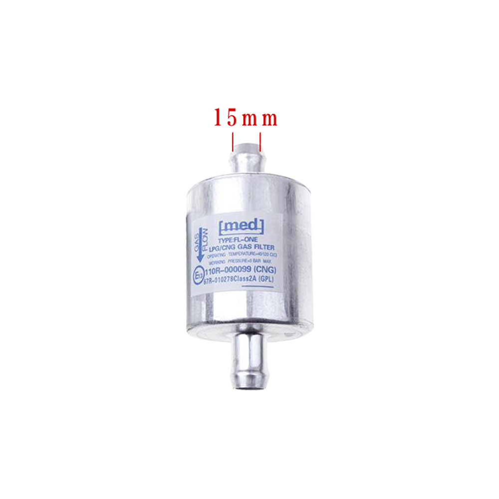 Imported Quality LPG CNG Gas Filter For Gas Car 10mm 15mm High Quality