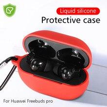 Étui en Silicone pour Huawei FreeBuds Pro, housse de protection multicolore, peau délicate, livraison directe