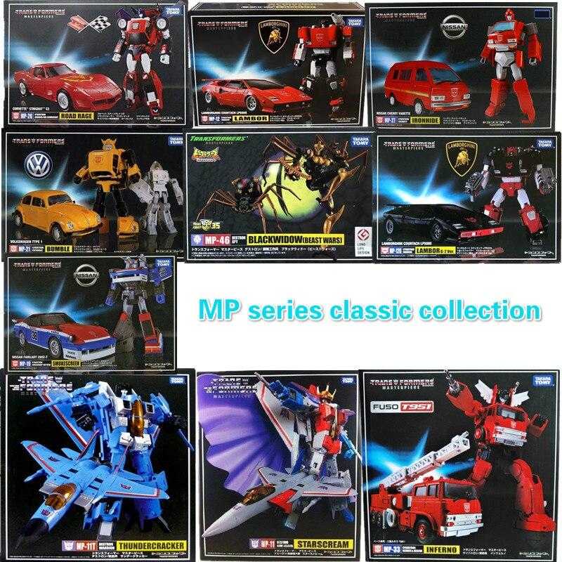 Takara Tomy Transformatoren Spielzeug KO MP 11 12 13 14 15 16 17 18 19 20 21 23 25 26 27 30 transformator Action Figure Spielzeug für Jungen Geschenk