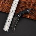 Охотничий нож с стальным лезвием  тактический охотничий нож для самообороны  походов  активного отдыха  охотничий нож для выживания  нож для...