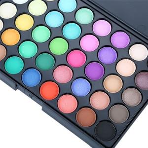 Image 5 - 40 Color Eyeshadow Palette Make Up Earth Eye Shadow Cosmetic Glitter Waterproof Long Lasting Makeup Tools For Women Beauty