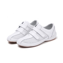 Women Flats Shoes Ladies Genuine Leather