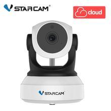 الأصلي Vstarcam 720P IP كاميرا C7824WIP واي فاي كاميرا مراقبة بالدوائر التليفزيونية المغلقة كاميرا الأمن الأشعة تحت الحمراء للرؤية الليلية كاميرا متحركة عرض المحمول