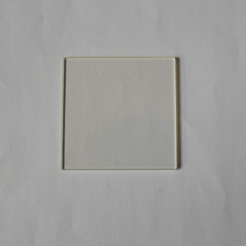 BK7/H-K9L/K9 Glass Optical Glass Plane Window K9 Protective Lens 15*15*1.1mm0.5mm