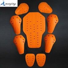 ระดับ2โฟมหน่วยความจำหนารถจักรยานยนต์แจ็คเก็ตใส่Padถอดออกได้DSOเกราะEnhanced Body Armour Universalชุด