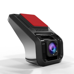 Single Camera Dash Cam ADAS Electronic Dog Alloy 1080P Full HD Navigation USB Recorder Mini Hidding Camera for Car Recording U8(China)