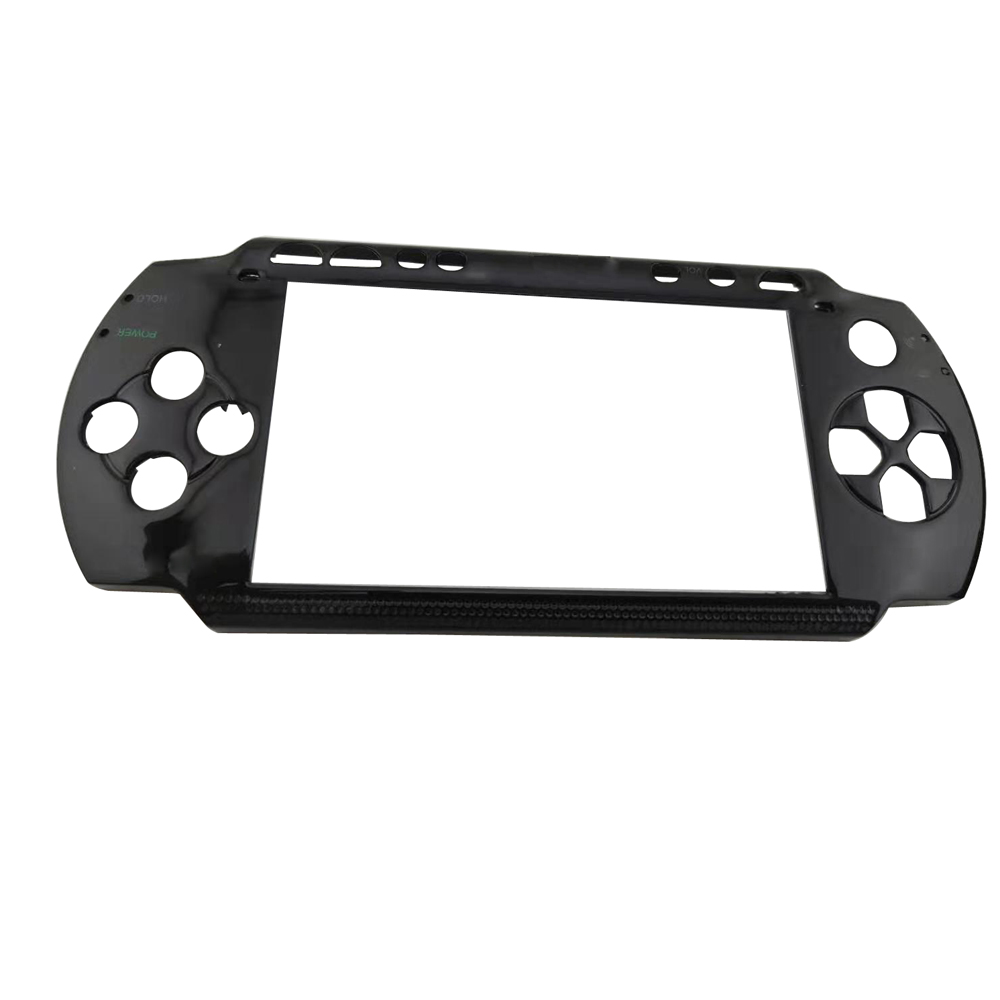1pcs Seven Colors Housing Front Faceplate Cover Case Shell Cover For PSP 1000 Console Replace