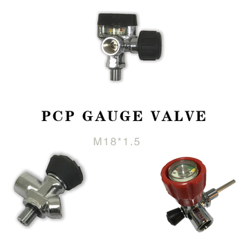 Acecare Pcp Airsoft Air Rifle Din/Pcp Valve 30Mpa/4500Psi M18*1.5 For Scuba Tank Compressed Air Cylinder Condor Paintball Tank ac10910191 9l scuba diving tank ce 4500psi 30mpa airsoft air guns compressed air cylinder pcp protective case valve air rifle