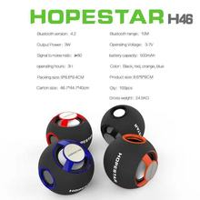 HOPESTAR H46 Mini Bluetooth Speakers Portable USB Wifi Wireless Music Box Small 3D Stereo Phone Sound Speaker Outdoor Boombox