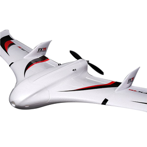 Набор летающих крыльев ZETA для радиоуправляемого самолета с дистанционным управлением и размахом крыльев ppo 2000 мм, Buffalo FPV