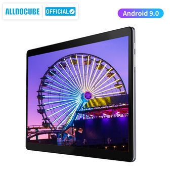 ALLDOCUBE iPlay10 Pro Tablet 10.1 3GB RAM 32GB ROM Android 9.0 MT8163 Quad Core Tablet PC 1920 x 1200 IPS 6600mAh Wifi Tablet 1