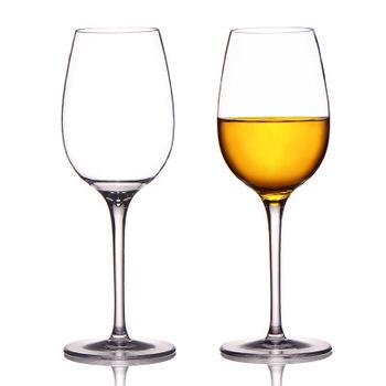 12ozAmerican tritan materiał nietłukący się plastik szklany puchar do wina przezroczyste lampka do czerwonego wina kubek do soku 225*59mm tanie i dobre opinie SIBAOLU CN (pochodzenie) ROUND Szkło Kieliszki do szampana Ekologiczne Zaopatrzony