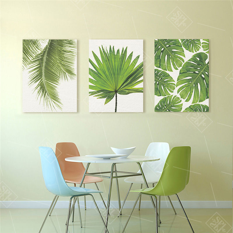 Tropical-Banana-Leaf-Canvas-Painting-Green-Plants-Nordic-Style-Kids-Room-Decor-Posters-and-Prints-Wall (3)