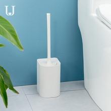 Jordan&Judy Toilet Brush Set Bathroom Household Washing Cleaning Long Handle with Base