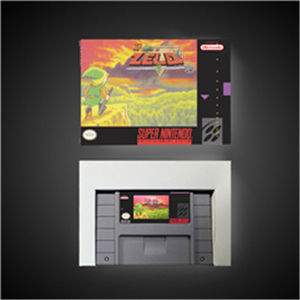 Image 1 - BS The Legend of Zeldaed Remix (Map 1 & Map 2)   RPG Game Card Battery Save US Version Retail Box